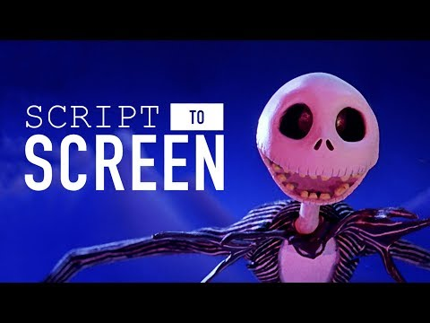 """""""What's This?"""" from The Nightmare Before Christmas 