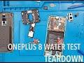 - Oneplus 8 Waterproof Test And Teardown, Amazing Results Must Watch