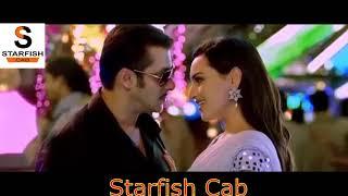 Tujhse shuru hui tujhpe hi khatm ho lovely song (dabbang Movie) By Starfish Cab