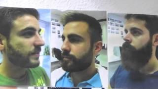 Cómo arreglar la barba según el rostro