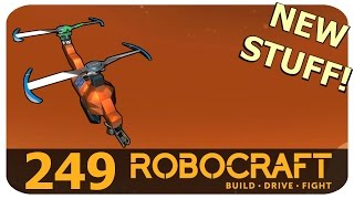 Robocraft Helicopters are Here! First Look - Tier 5