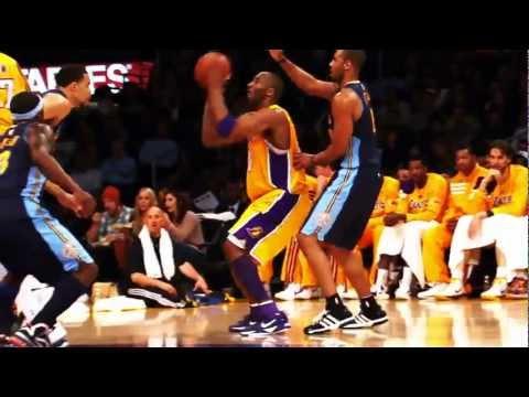 Kobe Bryant 2011-2012 Highlights | Rigamortis