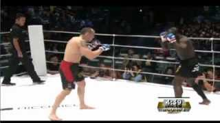 Dream 18 Melvin Manhoef vs Denis Kang