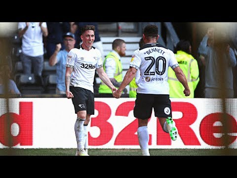 SHORT MATCH HIGHLIGHTS | Derby County Vs QPR