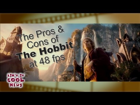 The Pros and Cons of The Hobbit at 48 fps