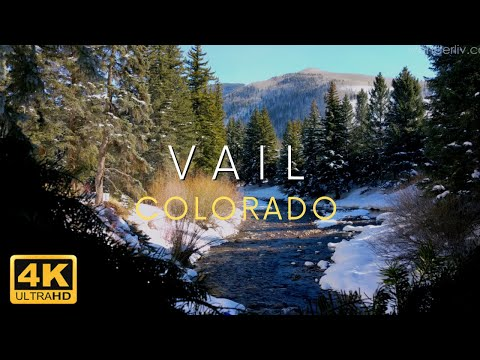 Vail Colorado in 4K
