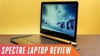 HP Spectre laptop review