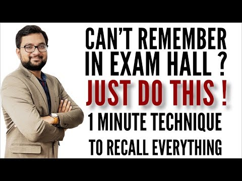 Increase Your Memory & Brain Power | Remember What You Studied | Long Focus and Concentration