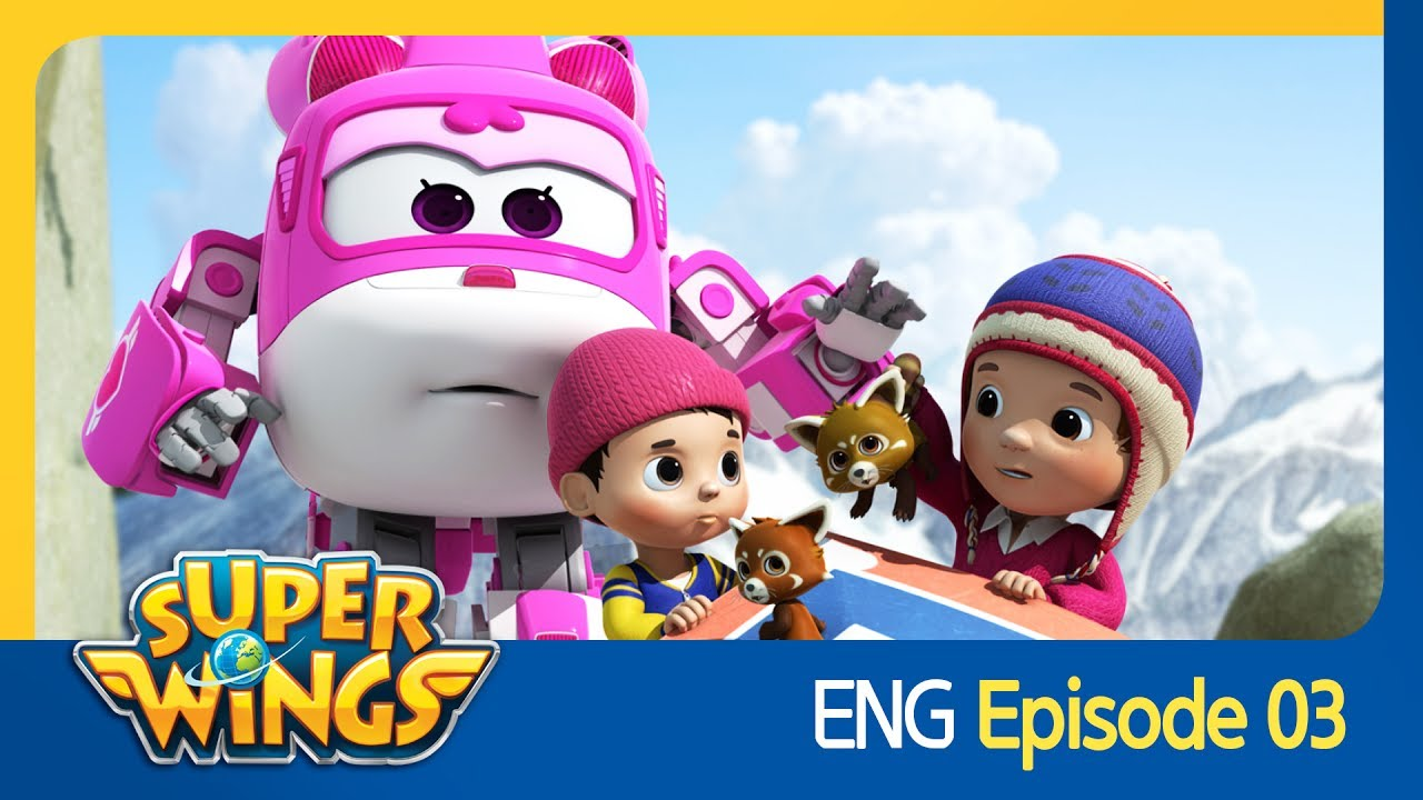 super wings ep 03 the right kite eng youtube. Black Bedroom Furniture Sets. Home Design Ideas