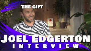 Joel Edgerton Interview - The Gift