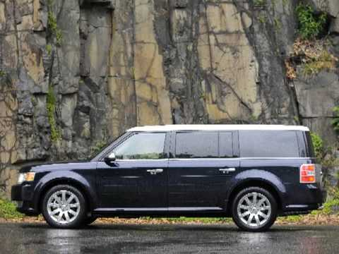 2009 ford flex review youtube