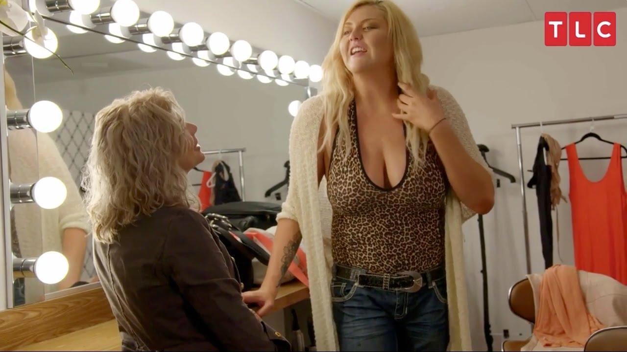 My Giant Life - TLC - Season 2 (segment shot at RedLab Studios)