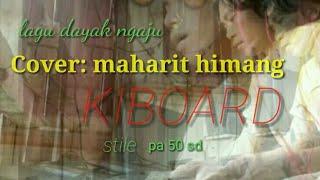 Gambar cover MAHARIT HIMANG  (cover)