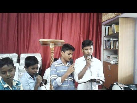 கேரூபின் சேராபின்கள் ஓய்வின்றி |  kerubin serabingal | RA CHURCH | BOYS COURSES