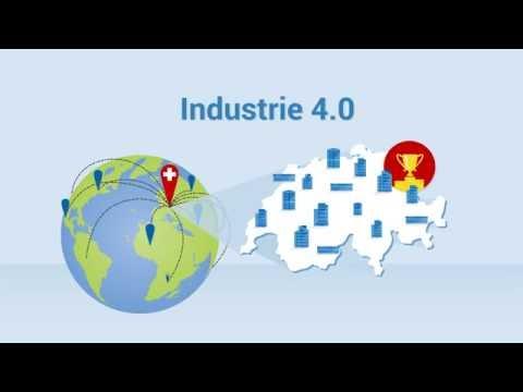 Industrie 4.0 en quelques mots
