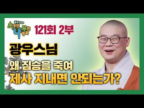 [BTN]네 가지 공덕의 길 - 광우스님의 소나무 121회 2부