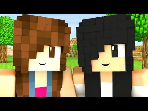 OBRIGADA FAMÍLIA MINEGIRL - Видео из Майнкрафт (Minecraft)