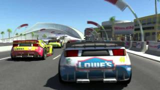 NASCAR Unleashed Launch Trailer