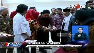 KH Maruf Amin Laksanakan Syukuran Atas Terpilihnya Sebagai Wakil Presiden RI