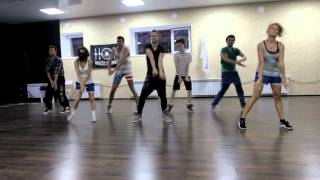 Kat Graham - Put Your Graffiti On Me Choreography