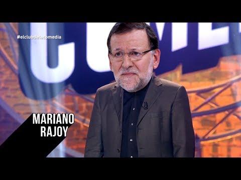 Rajoy en El Club de la Comedia #2