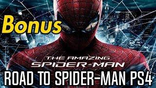 Road to Spider-Man PS4 BONUS LIVE STREAM: