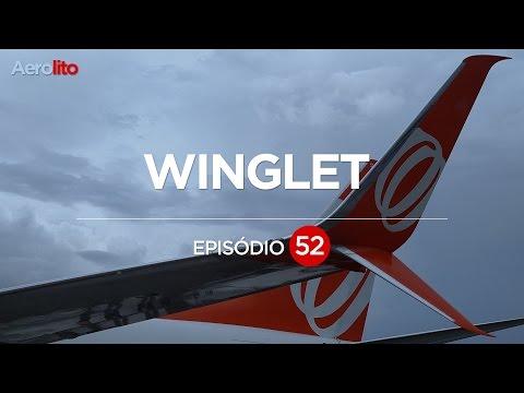 POR QUE A PONTA DA ASA É DOBRADA PRA CIMA? WINGLET EP #52