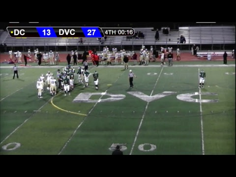 Diablo Valley College versus De Anza College