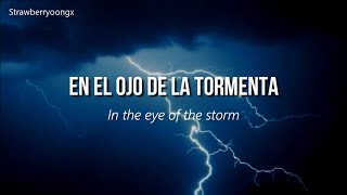 Eye of the storm  - ONE OK ROCK japanese version ;; Lyrics ;...