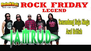 Download Video Jamrud - Senandung Raja Singa, Asal British (Rock Friday Legend Bebek Bali) MP3 3GP MP4