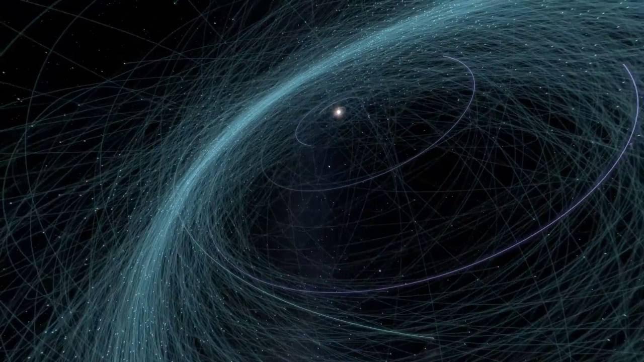 Simulating Solar System Formation | California Academy of