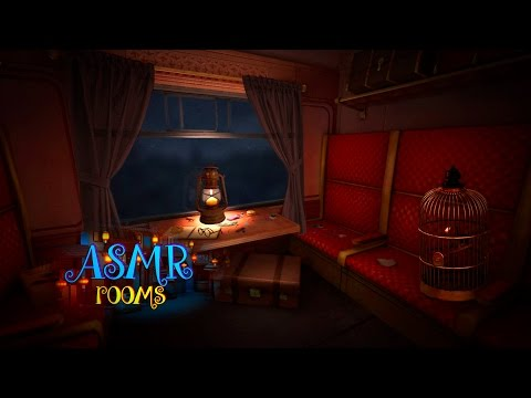 Harry Potter ASMR - Hogwarts Express train - white noise ambient sound - HD