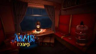 Harry Potter ASMR - Hogwarts Express train - white noise ambient sound - HD
