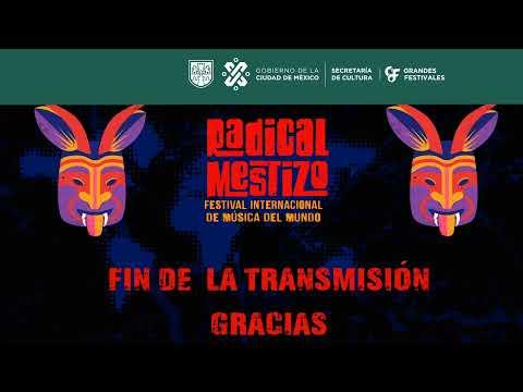 Transmisión en directo de Secretaría de Cultura Ciudad de México