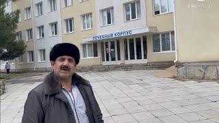 Муж Макки Межиевой находится в санатории на лечении