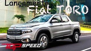 Lançamento Fiat Toro   Canal Top Speed