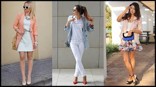 How to Wear Super Sweet Spring Pastel Outfits
