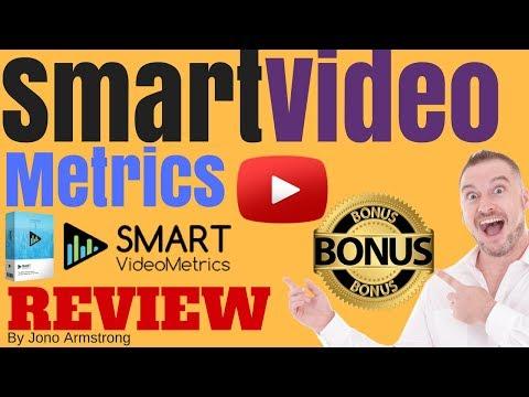 Smart Video Metrics Review ⚠️WARNING⚠️ DON'T BUY SMART VIDEO METRICS WITHOUT MY 👷CUSTOM👷 BONUSES!!