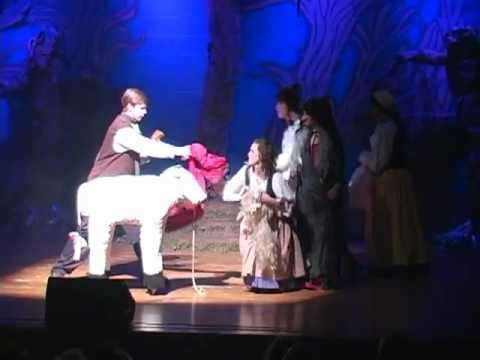 """""""Into The Woods"""" by Daniel Boone High School Choral Dept. - March 9, 2013"""