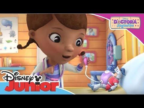 La Doctora Juguetes: Momentos Musicales - Te toca un chequeo   Disney Junior Oficial