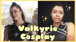 Valkyrie Cosplay / Tutorial