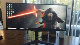 "LG - 29"" IPS LED FHD 21:9 UltraWide FreeSync Monitor Overview"
