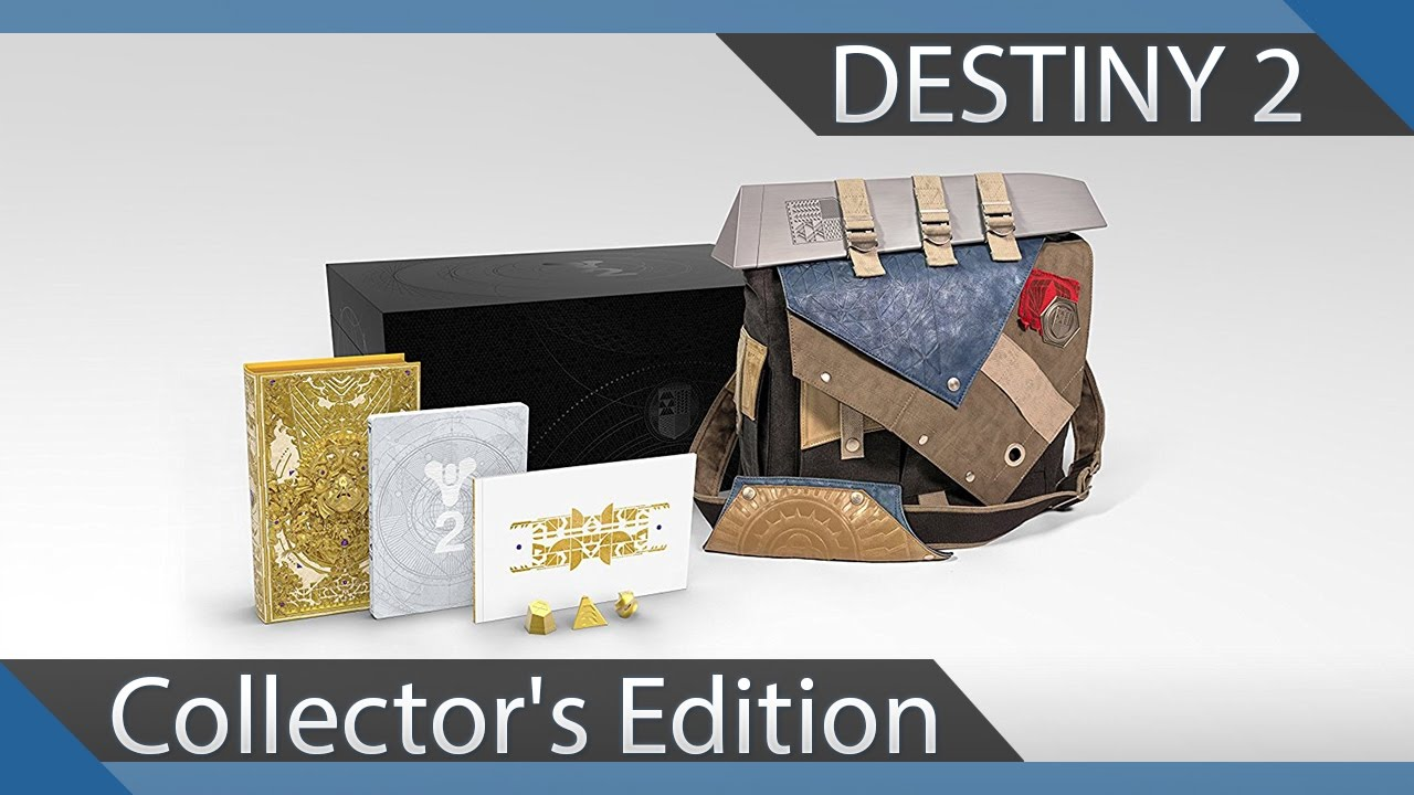 Destiny 2 collectors edition for sale - Destiny 2 Collector S Edition Announced