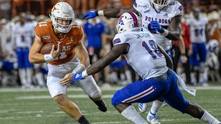 Texas vs. Louisiana Tech Football Highlights