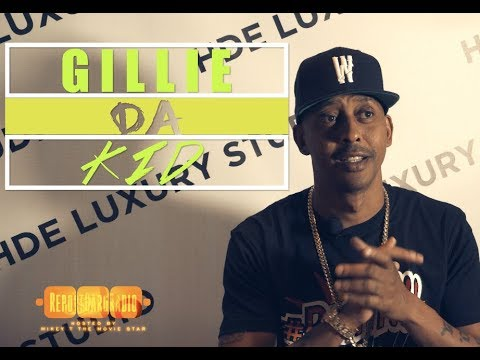 "Gillie Da Kid on Lil Uzi Vert And Rich The Kid Beef! ""He Just Wanted The Fair One"""