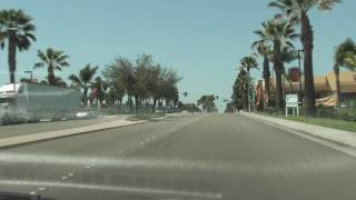 Cruising Broadway in Chula Vista - San Diego - California