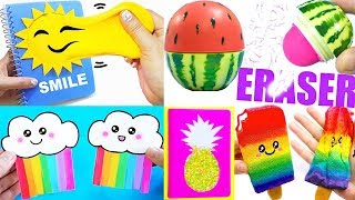 DIY SCHOOL SUPPLIES Summerinsp…
