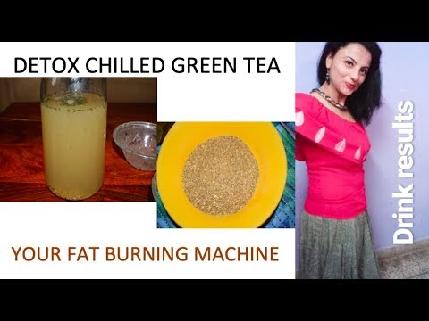 #greentea-green-tea-recipe-for-fast-weightloss-in-summer's-#weightlossgreentea-#summerdetoxdrink
