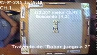 TUTORIALES DE DOMINÓ PROFESAN ZAPATO 5