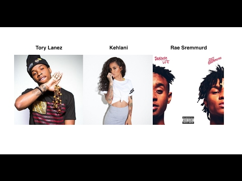 Tory Lane, Kehlani, Rae Sremmurd Performances (Day 3) Revolt Music Conference 2015. @TrilliesTv.